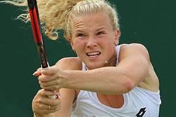 Сборная Чехии стала шестикратным победителем Кубка Федерации. Катержина Синякова. Автор фото: si.robi – Siniakova WM17 (9), CC BY-SA 2.0   11 ноября 2018