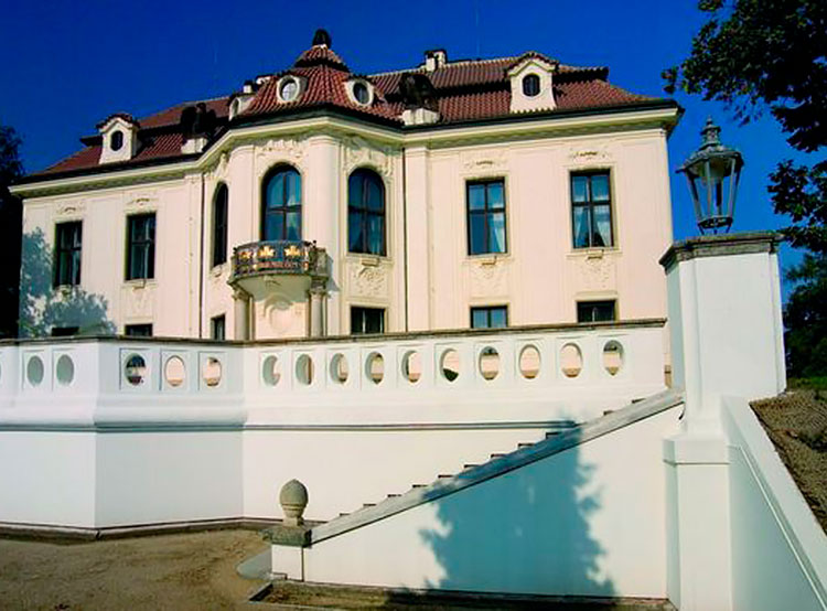 Резиденция чешского правительства откроет двери для общественности последний раз в этом году. Крамаржова вилла. Фото с сайта Vlada.cz  12 ноября 2018