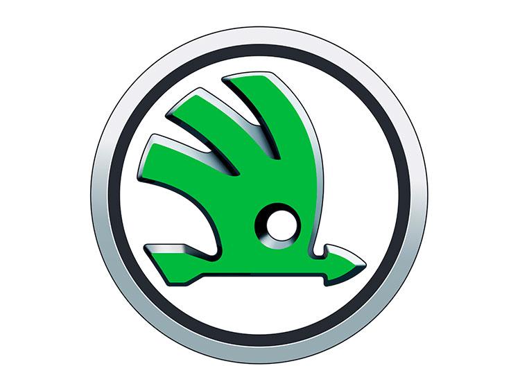 Škoda продала миллионное авто с опережением графика благодаря спросу в России. Логотип компании Škoda  15 ноября 2018