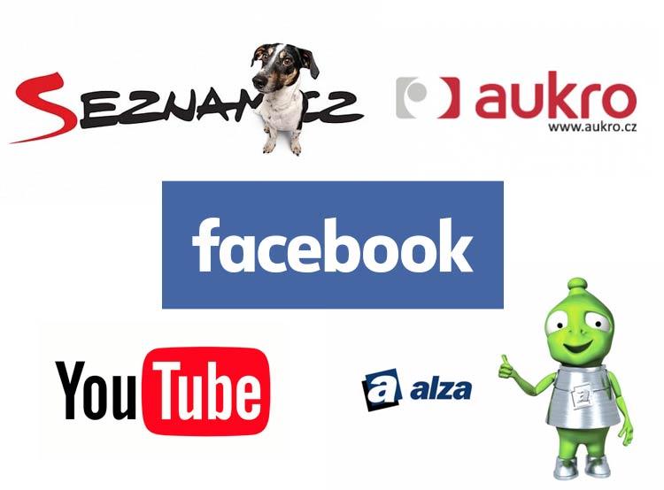 Более 80% жителей Чехии теперь в интернете, 50% — в соцсетях. Жители Чехии все активнее пользуются интернетом  Фото: коллаж Utro.cz  19 ноября 2018 года