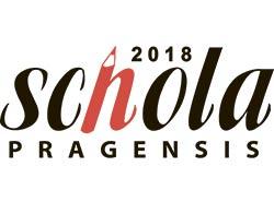 В Праге в 23-й раз пройдет образовательная ярмарка Schola Pragensis.  Логотип ярмарки Schola Pragensis.  19 ноября 2018