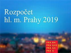 Прага утвердила дефицитный бюджет на 2019 год. Обложка презентации проекта бюджета Праги  27 ноября 2018