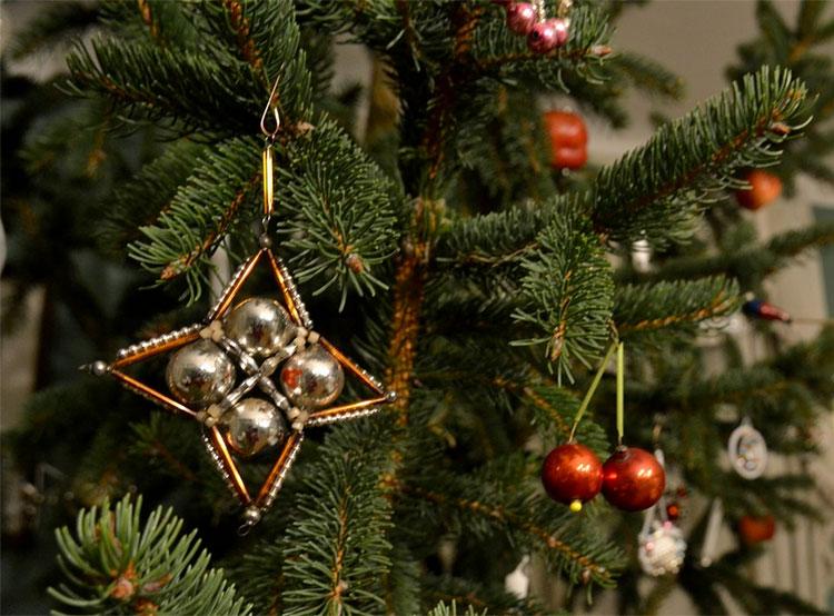 Чехи рассказали, как и зачем будут праздновать Рождество. Елку к Рождеству нарядят более 90% жителей Чехии  Фото: Národní památkový ústav  28 ноября 2018 года