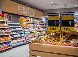 Как будут работать супермаркеты Billa, Albert, Tesco и др. на Рождество и в Новый год. График. Супермаркет Albert. Фото пресс-службы  28 ноября 2018