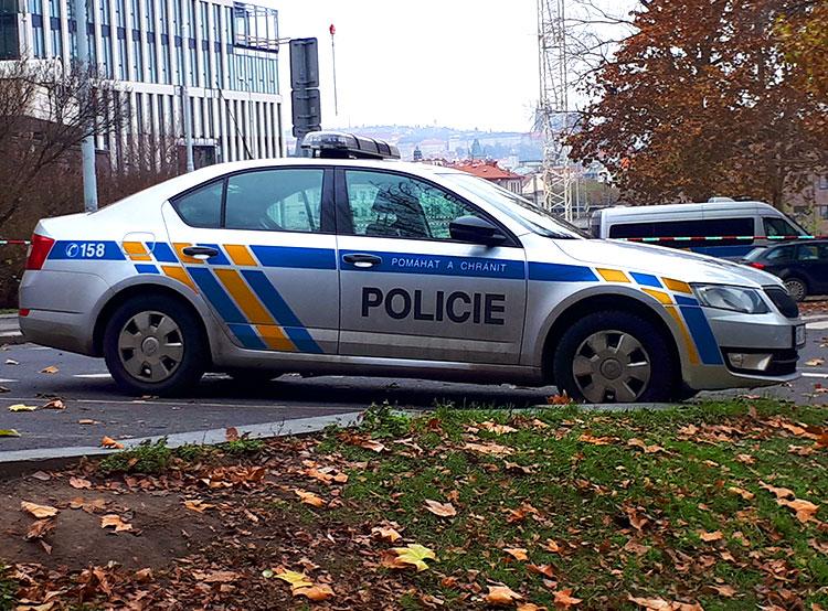Чешская полиция переходит на усиленный режим несения службы. Полиция Праги и других городов Чехии перейдет на усиленный режим  Фото: Александра Кириченко  29 ноября 2018 года
