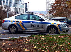 Чешская полиция переходит на усиленный режим несения службы. Полиция Праги и других городов Чехии перейдет на усиленный режим  Фото: Александра Кириченко  29 ноября 2018