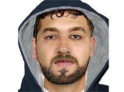 Пражская полиция просит помощи в поисках серийного эксгибициониста. Фоторобот нападавшего  Фото: Policie ČR  30 ноября 2018