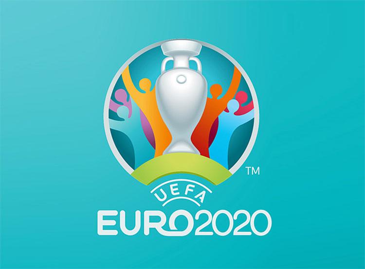 Футбольная сборная Чехии узнала соперников по отбору на Евро-2020. Логотип чемпионата Европы по футболу — 2020  2 декабря 2018 года