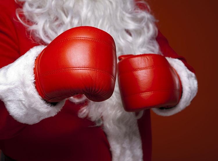 Исследователи сравнили популярность Санта-Клауса и Святого Микулаша. Фото Pexels  6 декабря 2018 года