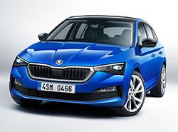 Новую Škoda Scala показали в Тель-Авиве. Характеристики и галерея. Новая Škoda Scala. Фото пресс-службы Škoda Auto  6 декабря 2018