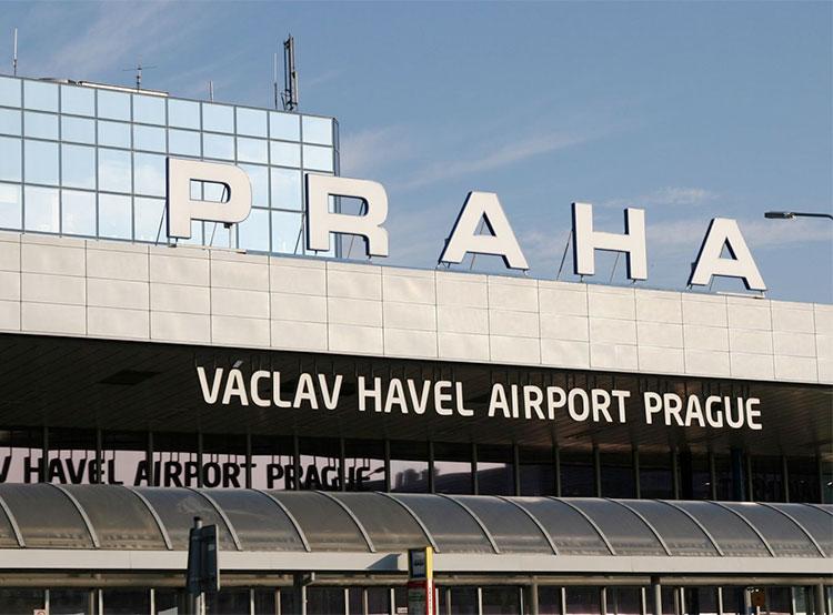 Аэропорт Праги установил рекорд по перевозкам и подготовил рождественскую программу. Фото пресс-службы аэропорта Праги  14 декабря 2018