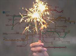 Объявлен график работы общественного транспорта в Праге на Рождество и Новый год.  .  17 декабря 2018