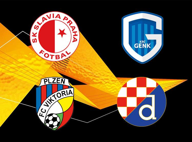 «Славия» и «Виктория» узнали соперников в Лиге Европы . Состоялась жеребьевка плей-офф Лиги Европы  17 декабря 2018 года