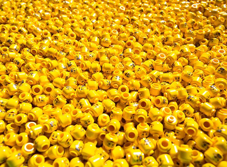 «Эффект Lego»: Чехия оказалась ведущим экспортером игрушек в Европе. Фото пресс-службы Lego  19 декабря 2018 года