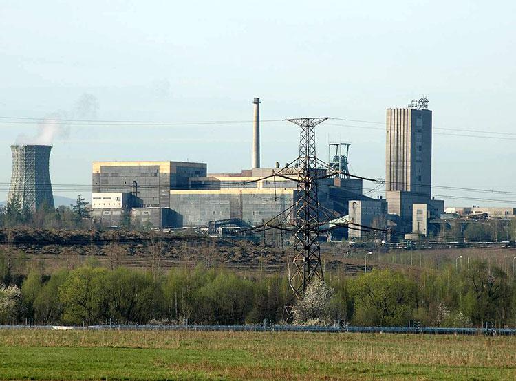 В угольной шахте на востоке Чехии взорвался метан, погибли 13 человек. Шахта ČSM. Autor: Petr Štefek – Vlastní dílo, CC BY 2.5, https://commons.wikimedia.org/w/index.php?curid=1966133  20 декабря 2018 года