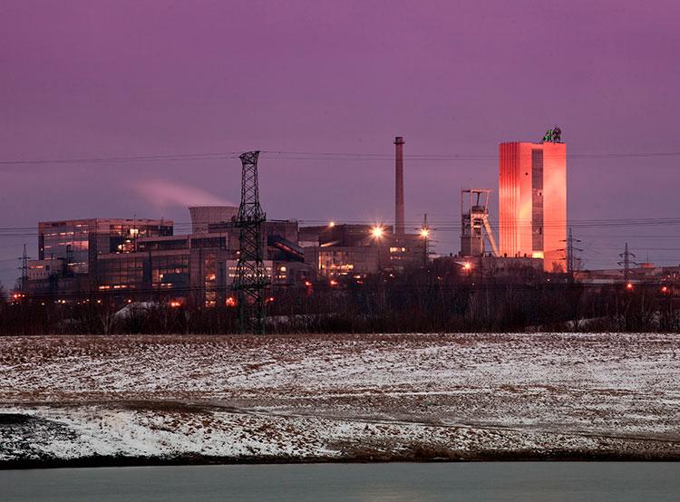 Взорвавшаяся чешская шахта вернется к работе 27 декабря. Шахта ČSM. Фото okd.cz  25 декабря 2018 года