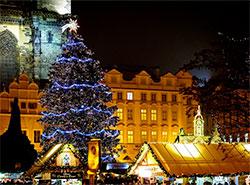 31 декабря на Староместской площади состоится танцевальная вечеринка. Фото trhypraha.cz  26 декабря 2018