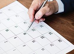 Календарь праздников, выходных дней и школьных каникул в Чехии в 2019 году.  В 2019 году многие праздники выпадают на субботу или воскресенье. Photo by rawpixel.com from Pexels.  30 декабря 2018