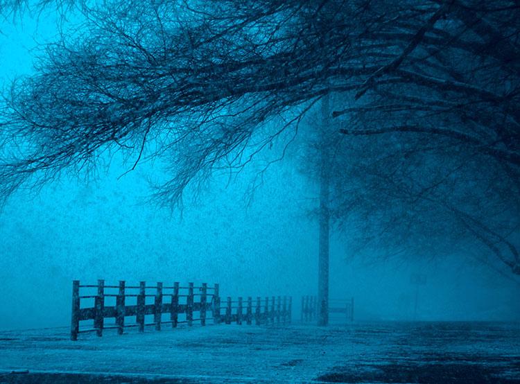 Метеорологи предупредили жителей Чехии о сильном ветре и снегопаде. Фото Pexels.com  1 января 2019 года