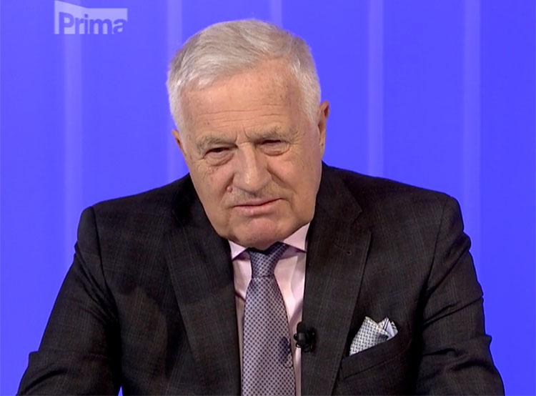 Экс-президент Чехии назвал Украину угрозой безопасности и вызвал возмущение украинского посла. Вацлав Клаус в интервью телеканалу Prima  7 января 2019 года