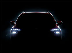 Škoda намекнула, как будет выглядеть ее новый кроссовер. Новая модель ŠKODA, которую покажут в Женеве. Фото пресс-службы ŠKODA AUTO  16 января 2019