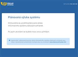 «Датове схранки» с 21 января будут работать на смартфонах и планшетах.  Сайт www.mojedatovaschranka.cz в процессе обновления.  19 января 2019
