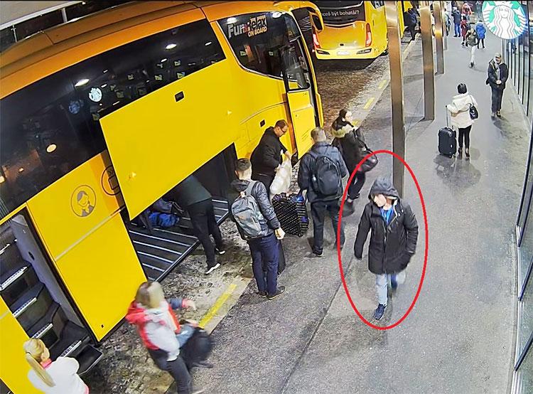 Со стройки в Праге украли отбойные молотки на 350 тысяч крон. Подозреваемый в краже отбойных молотков на вокзале «Флоренс»  Фото: Policie ČR  20 января 2019 года