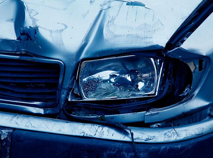 За прошлый год в Праге зафиксировано 22 767 дорожно-транспортных происшествий. Число ДТП в Праге в последние годы стабилизировалось. Фото Pixabay.com  20 января 2019 года