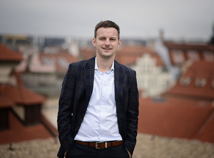 Контролем за ночной жизнью в Праге займется специальная комиссия.  Ответственный за ночную жизнь в Праге Ян Штерн. Фото пресс-службы пражского магистрата.  22 января 2019