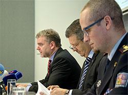 Уровень преступности в Чехии снижается пятый год подряд. Пресс-конференция чешской полиции по итогам 2018 года  Фото: Policie ČR  29 января 2019