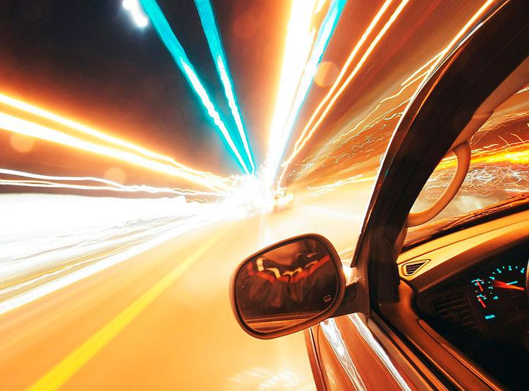 Штрафные баллы за нарушение ПДД есть у 7% чешских водителей. Самый частый проступок чешских водителей - превышение скорости. Фото pixabay.com  5 февраля 2019 года
