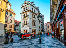 Чехия четвертый квартал подряд теряет туристов из России. Отели Чехии установили исторический рекорд. Фото pixabay.com  7 февраля 2019