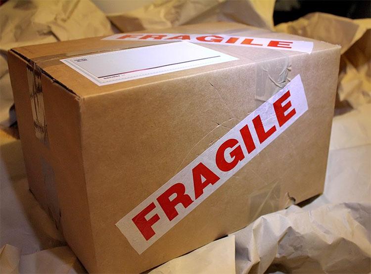 Чешская почта заменит взвешивание посылок измерением самой длинной стороны. Чешская почта меняет подход к тарификации посылок. Фото Pixabay.com  15 февраля 2019