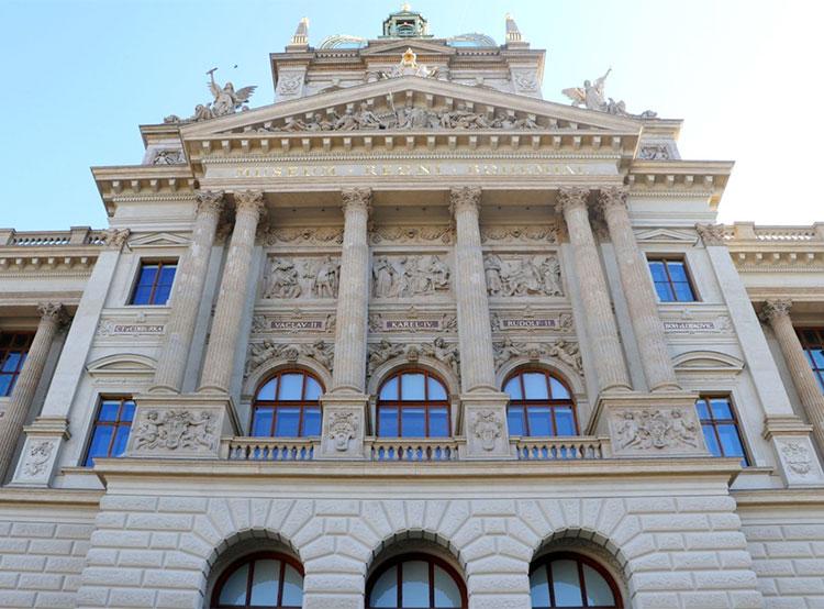 Купол национального музея в Праге впервые открывается для посетителей. Национальный музей Праги после ремонта. FOTOARCHIV NÁRODNÍHO MUZEA  27 февраля 2019 года