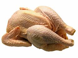 В Чехию попало 4,5 тонны польской курятины, предположительно зараженной сальмонеллой.  У Чехии претензии к польской курятине. Image by Lebensmittelfotos on Pixabay.  1 марта 2019