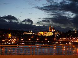 Прага вошла в десятку самых бюджетных городов Европы для короткого отдыха. Вид на Пражский град  Фото: Utro.cz  13 марта 2019