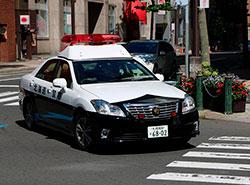 Япония выдала Чехии китайца, совершившего двойное убийство в 1998 году.  Японская полиция. Фото pixabay.com.  20 марта 2019