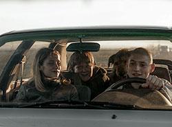 Триумфатором кинопремии «Чешский лев» стал фильм «Все будет».  Кадр из фильма Všechno bude, пресс-служба премии «Чешский лев».  24 марта 2019