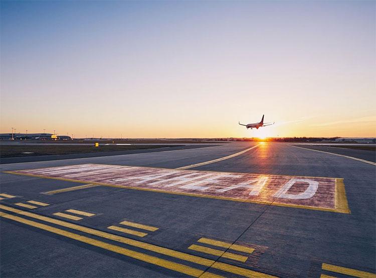 Пражский аэропорт в летнем сезоне предложит рекордное число дальних маршрутов.  Пражский аэропорт подготовился к летнему сезону.  Фото: Аэропорт Вацлава Гавела.  25 марта 2019