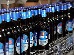 В Чехии растут продажи сидра и безалкогольного пива. Безалкогольное пиво Birell. Фото пресс-службы Plzeňský Prazdroj  2 апреля 2019