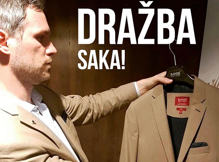 Мэр Праги выставил на аукцион «предвыборный» пиджак. Фото из Facebook мэра Праги (zdenek.hrib.primator)  10 мая 2019 года