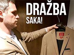 Мэр Праги выставил на аукцион «предвыборный» пиджак. Фото из Facebook мэра Праги (zdenek.hrib.primator)  10 мая 2019