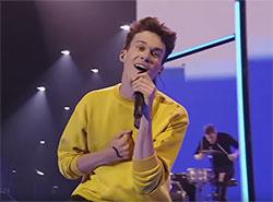 Чехия вышла в финал «Евровидения».  Выступление Lake Malawi в полуфинале «Евровидения».  15 мая 2019