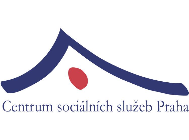Пражские социальные службы за четыре холодных месяца обеспечили бездомным 27 тысяч ночевок. Логотип Центра социальных служб Праги  16 мая 2019