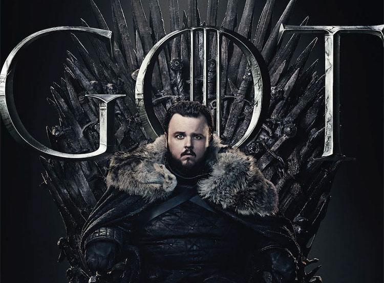 Чешский МИД заспойлерил финал «Игры престолов». Фрагмент одного из официальных постеров восьмого сезона «Игры престолов» от HBO  21 мая 2019 года