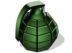 Минобороны Чехии оштрафуют на 7,2 млн крон за «неправильную» закупку гранат.  Закупка гранат вызвала вопросы. Фото Pixabay.  23 мая 2019