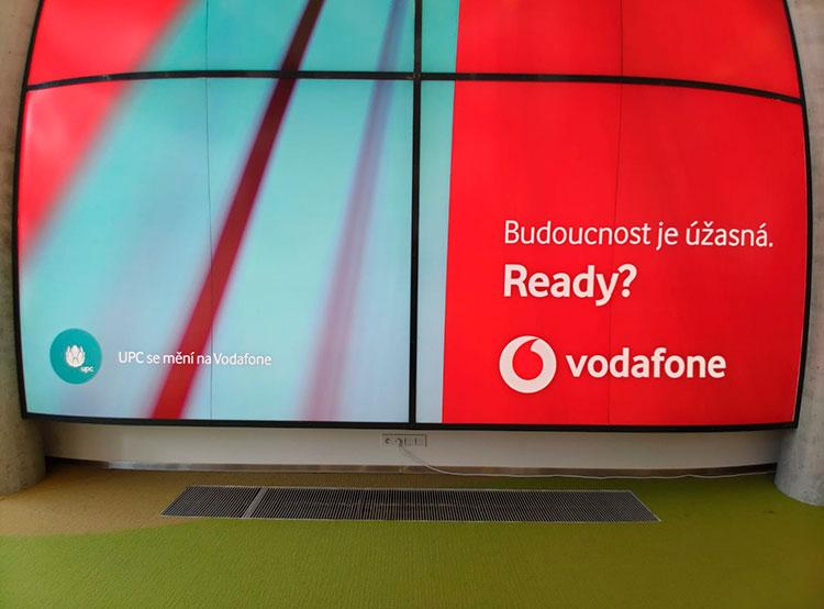 Vodafone поглотил кабельного оператора UPC и получил 1,9 млн новых клиентов. Фото пресс-службы Vodafone  2 августа 2019 года