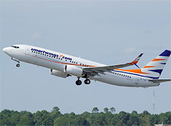 Самолет Smartwings экстренно приземлился в Праге. Самолет авиакомпании Smartwings. Dylan Agbagni (No copyrights) from Bayonne, France [CC0]  11 августа 2019