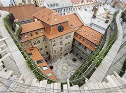 Чешским архитектором года признан автор пражских Palac Špork и Palac DRN.  Palac DRN  в Праге. Фото facebook.com/camppraha.  10 сентября 2019