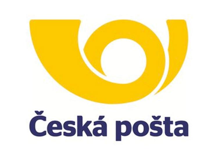 Чешская почта обещает не закрывать отделения. Логотип Чешской почты  4 октября 2019